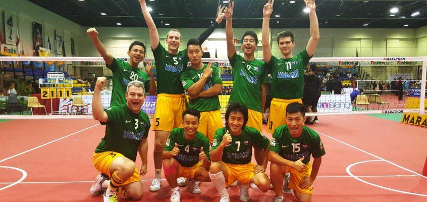 Australia wins gold!